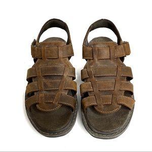 Skechers Shape Ups Strolling Desert Sandals